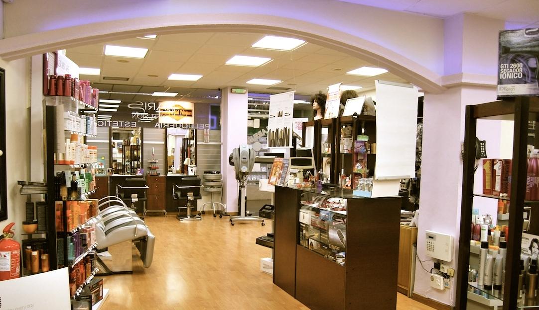 ParisDiffusion Centro Comercial Proylem e Unión Progreso